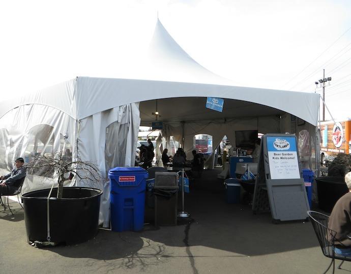 Mobile Brews: Food Cart Pods That Serve Beer in Portland