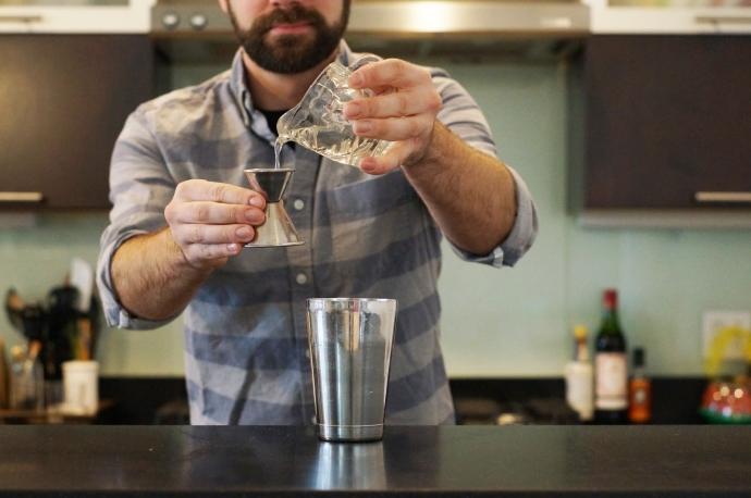 Step 3 of 6: Add 3/4 oz maraschino syrup - Drink Portland ...