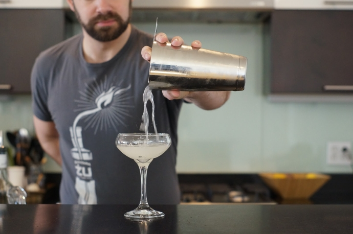 Home Bar Project: How to Make a Hemingway Daiquiri