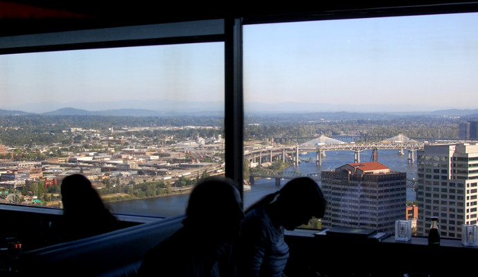 Sip While You Savor Some of Portland s Best Views at These B