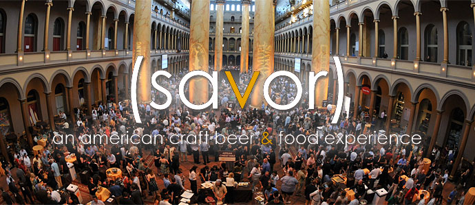 Win a Pair of Tickets to the Sold Out SAVOR Craft Beer & Food Experience in Washington DC!