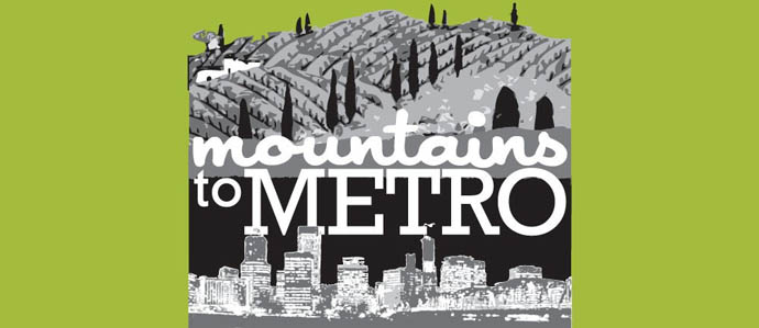 35 Wineries Descend on Downtown at Mountains to Metro, April 19