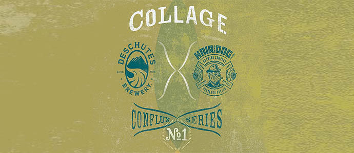 Deschutes/Hair of the Dog Collage Beer Dinner at Wildwood, May 14