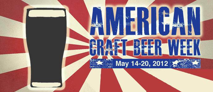 American Craft Beer Week, May 14-20