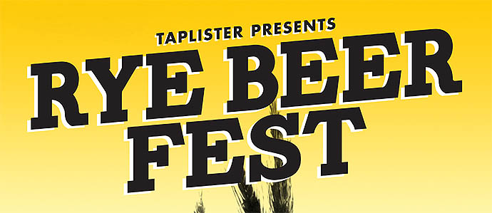 Portland Beer Week: Rye Beer Fest, June 8