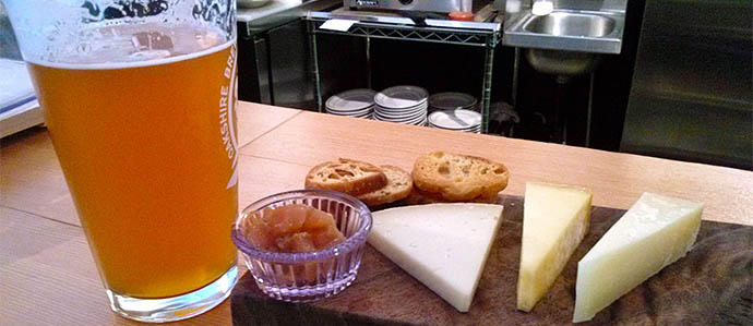 Recap: Portland's First Beer & Cheese Fest Is A Taste Sensation