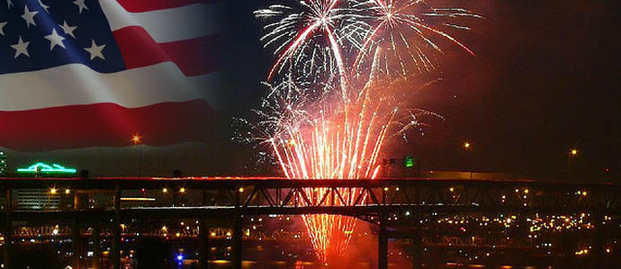 Independence Day: July 4 Celebrations in Portland