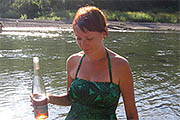 Wine Bar | River Boozing: Waterfront Drinking Essentials