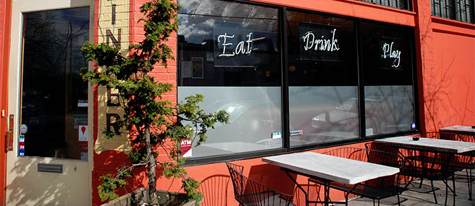Portland Bars with Outdoor Seating