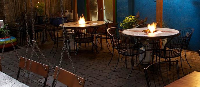 11 Portland Bars with Winter-Friendly Patios