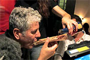 Wine Bar | Bone Luge Hits the Big Time With Anthony Bourdain
