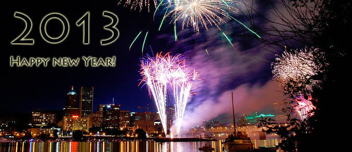 Where to Celebrate New Year's Eve 2013 in Portland