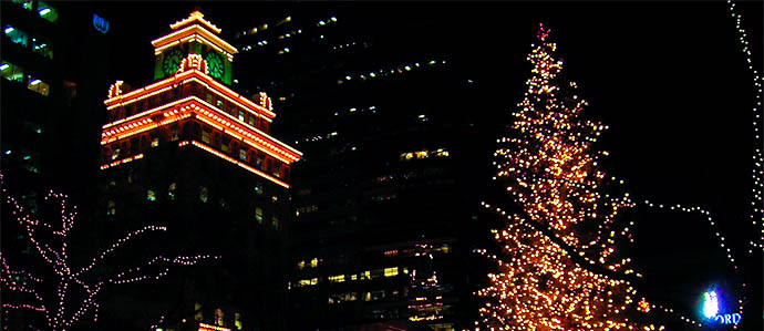 Portland Bars and Restaurants Open on Christmas