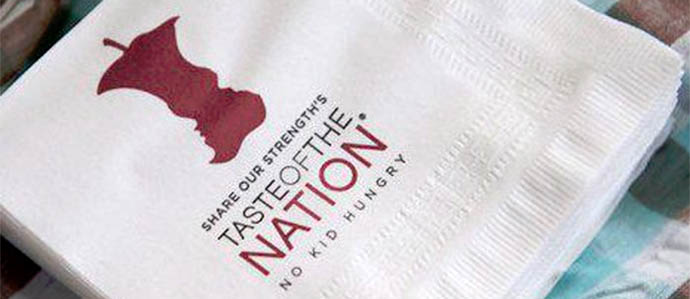 Tickets Available for Taste of the Nation Portland, May 7