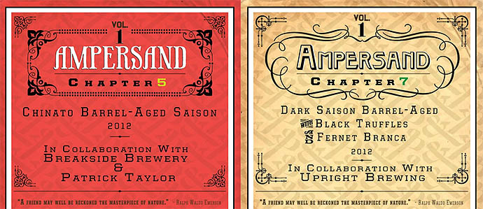 Ampersand: The Hop and Vine Collaboration