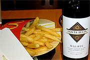 Pairing Wine With Fast Food: 5 Winning Combos