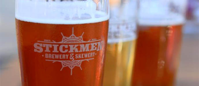 Beer Review: Stickmen Brewery Seasonals