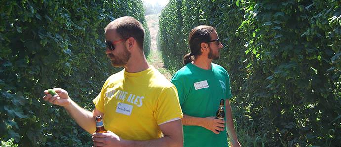 Beer Review: Barley Brown's Turmoil CDA