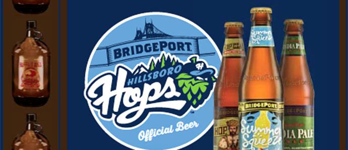 Hillsboro Hops Beer: BridgePort Long Ball Ale