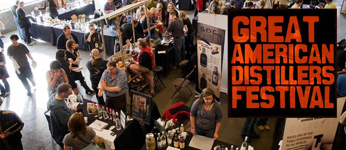 Ninth Annual Great American Distillers Festival, October 4-5