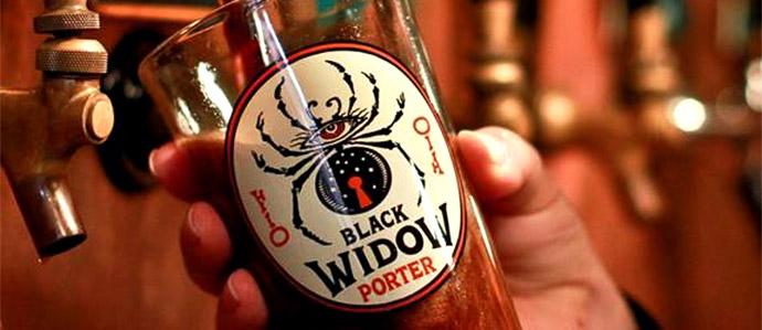 Beer Review: McMenamins Black Widow Porter