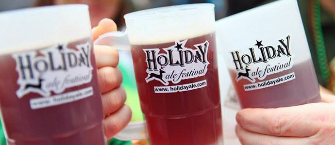 18th Annual Holiday Ale Festival Comes to Pioneer Court December 4 - 8