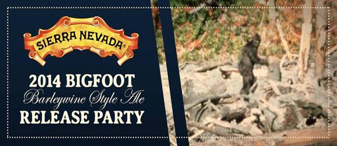 Sierra Nevada Bigfoot Barleywine Release Party