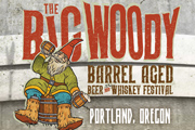 The Big Woody Barrel Aged Beer and Whiskey Festival
