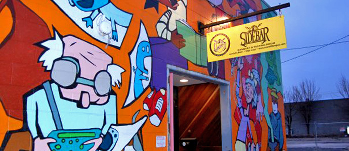 Party with a Purpose at Lompoc's Sidebar, Feb. 3