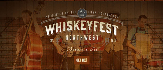2nd Annual WhiskeyFest NorthWest, May 9-10