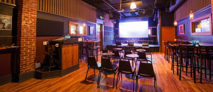 Libations and Laughs - What to Drink at Portland's Comedy Showcases