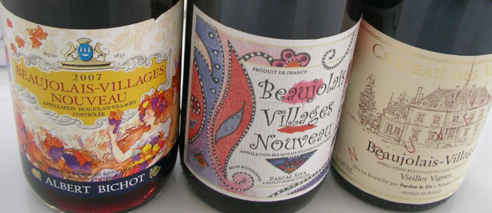 4 People You'll Meet at Beaujolais Nouveau Fete 2014