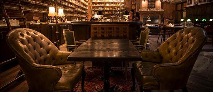 5 of Portland's Most Beautiful and Impressive Bars