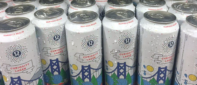 Has 'Curiosity' Killed the Can? Exploring Lululemon's Attempt to Sell Lager Alongside Leggings