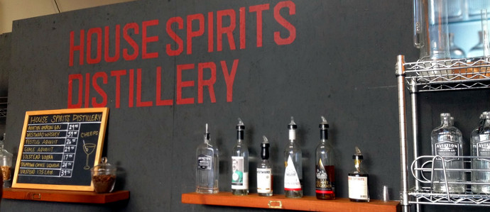 Sip, Sample, and Savor Local Spirits Along Portland's Distillery Row