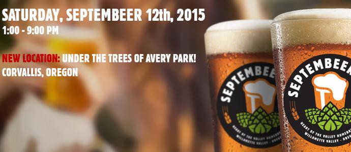 Celebrate SeptemBEERfest in Corvallis, Sept. 12