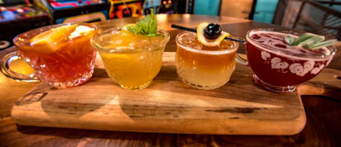 Celebrate National Punch Day at Punch Bowl Social, Sept. 20