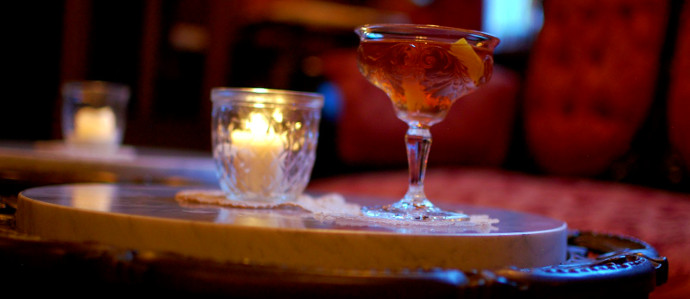 Bible Club Is Committed to Bringing an Accurate Speakeasy Experience to Portland