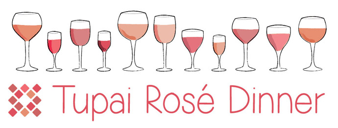 8th Annual Rose Wine Dinner at Andina, July 14 & 15