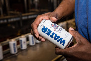 Craft Beer Portland | Anheuser-Busch Is Donating 480,000 Cans of Drinking Water to Puerto Rico and California | Drink Portland