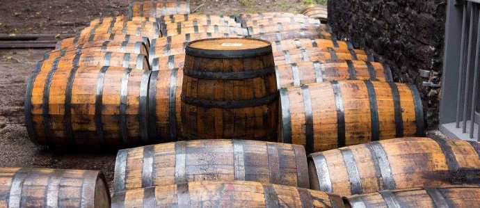 9,000 Bourbon Barrels Fall to Ground During Collapse at Sazerac Distillery Warehouse