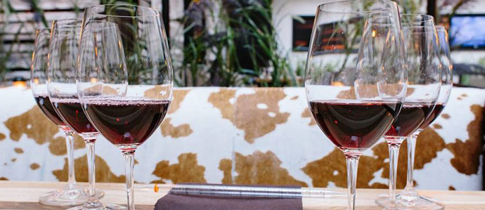 Blend Your Own Wine Dinner with Hawks View Cellars at Urban Farmer, August 28