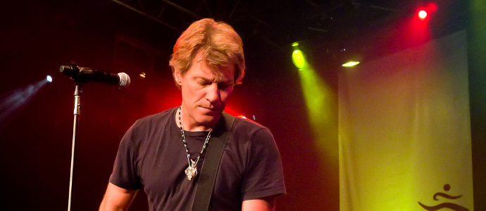 Singer Jon Bon Jovi is Getting Into the Rose Business