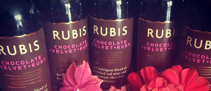 Chocolate Red Wine is Here, Just in Time for Winter