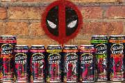 Celebrate Deadpool 2's Release with Pop-Up Bars & Branded Hard Lemonade Cans