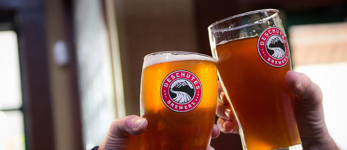 Garage Sale, Beer and Brunch at Deschutes Public House