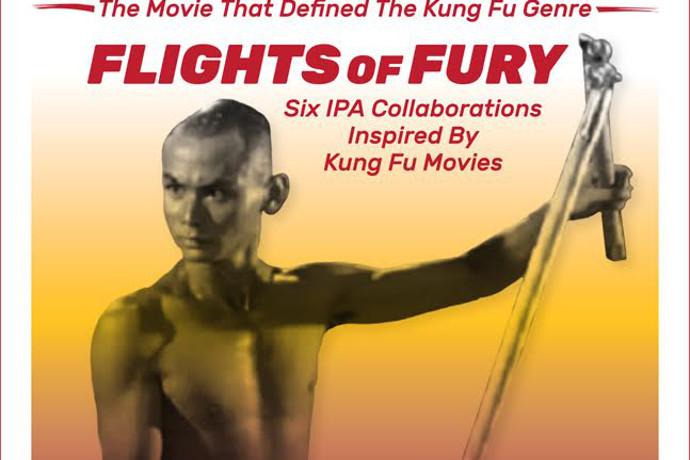 Lompoc Brewery Hosts Kung-Fu and IPA Night