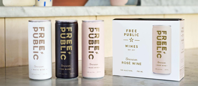 Portland's Free Public Wines is Canning Their Wines