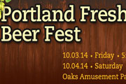 Portland Fresh Hop Beer Fest, Oct. 3-4