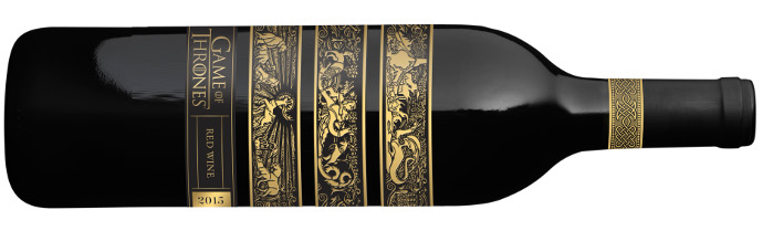 Much Like Winter, Game of Thrones Wine Is Coming
